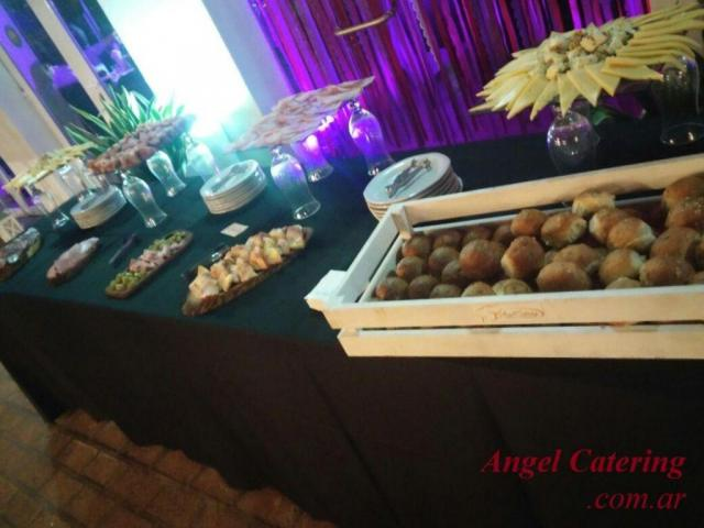 menu fingerfood informal Angel Catering | Casamientos Online