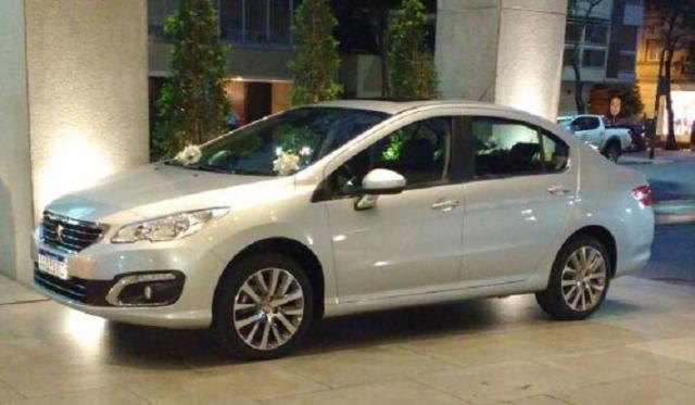 Peugeot 408 linea nueva | Casamientos Online
