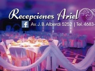 Imagen de Recepciones Ariel...
