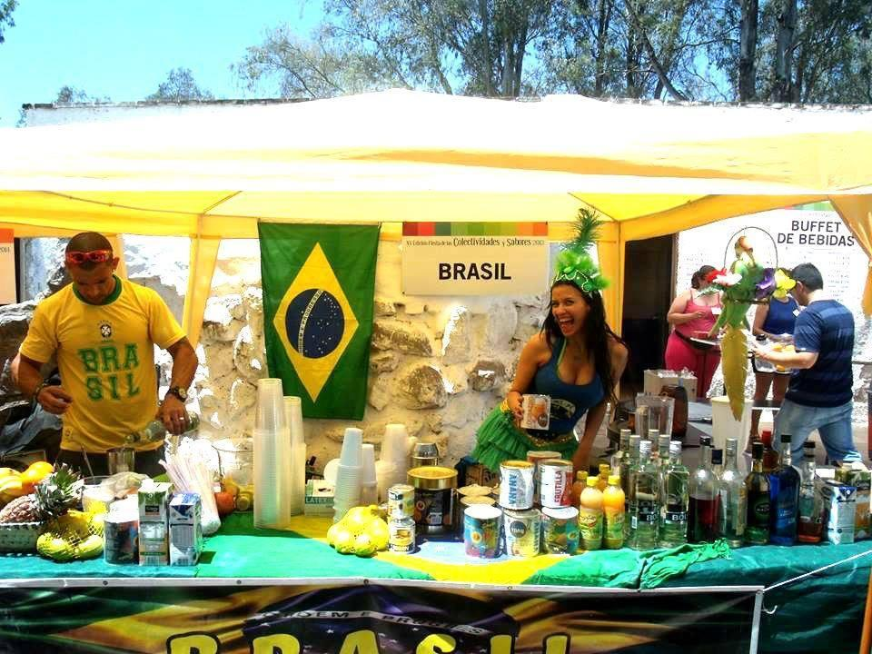 Sabor Brasil Barras Móviles