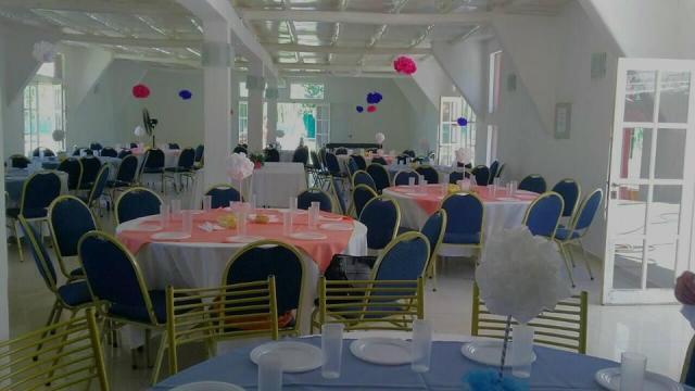Salón de eventos Villa Los Sauces