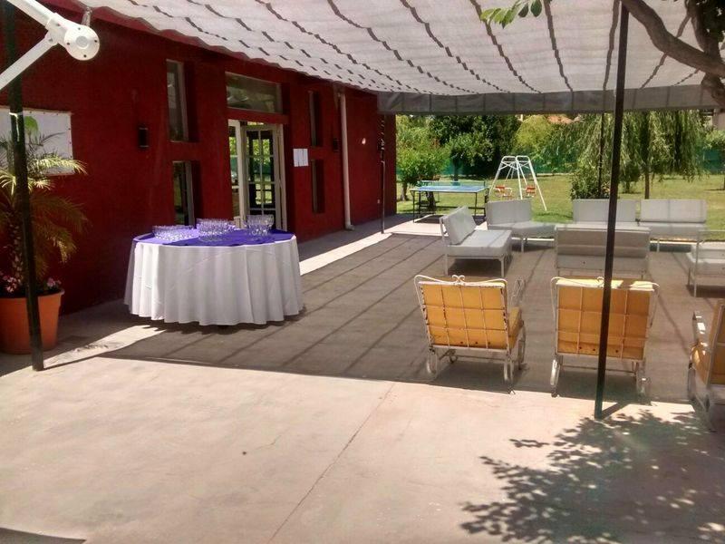 Salón Villa Los Sauces - Mendoza (Salones de Fiesta)