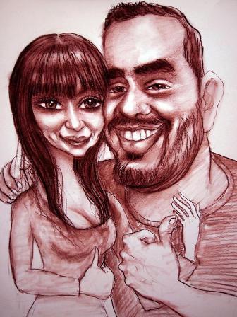 Show de caricaturas (Propuestas Originales) | Casamientos Online