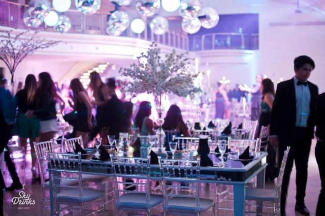 Sky Drinks (Bebidas y Barras de Tragos) | Casamientos Online