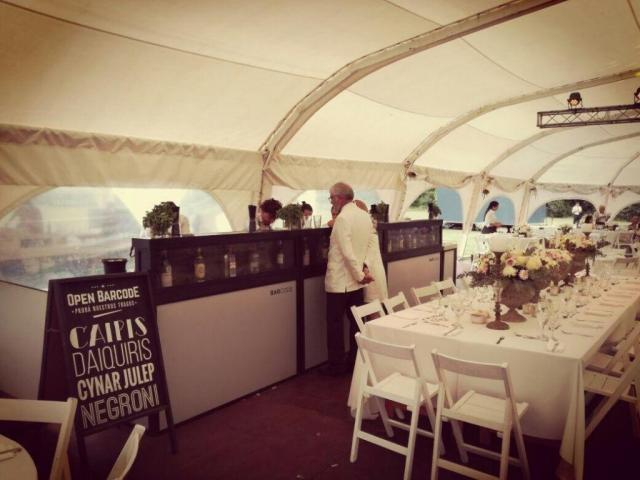 BarCode - Barra Para Eventos | Casamientos Online
