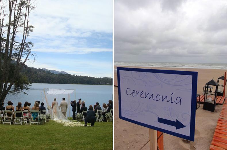 Casamientos al aire libre, ideas y consejos para la organizacion de la fiesta