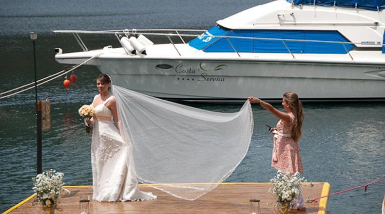 Casamientos en el interior del pais