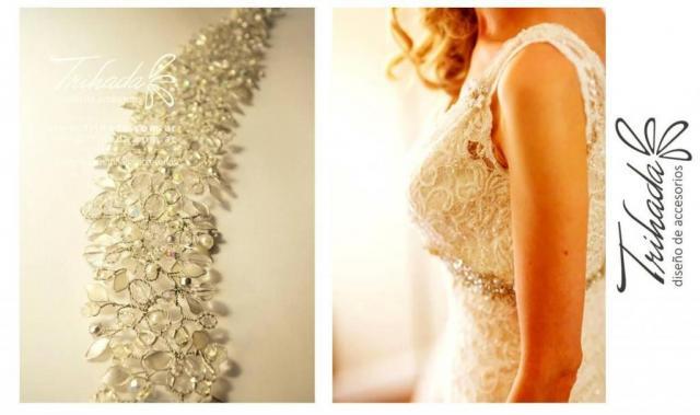 Faja para vestido | Casamientos Online