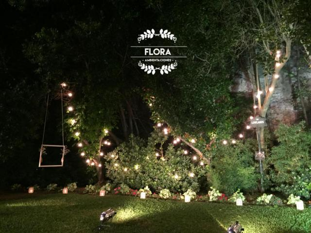 Guirnalda de luces | Casamientos Online