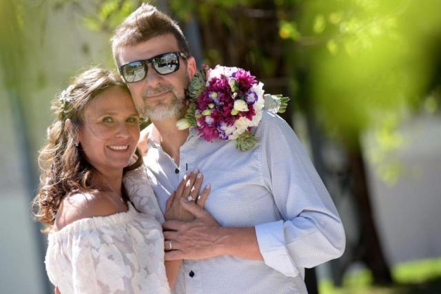 Ramo con suculentas | Casamientos Online