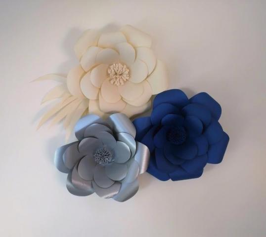 Flores decorativas - Grugigi Deco