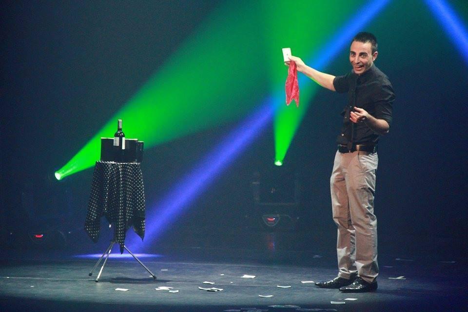 Iñaki Zabaletta (Shows de entretenimiento)