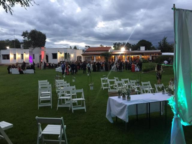 Eventos - Las Blancas Casa de Campo