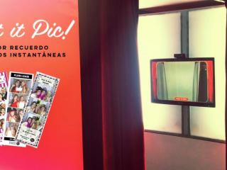 Cabinas de Fotos Let it Pic