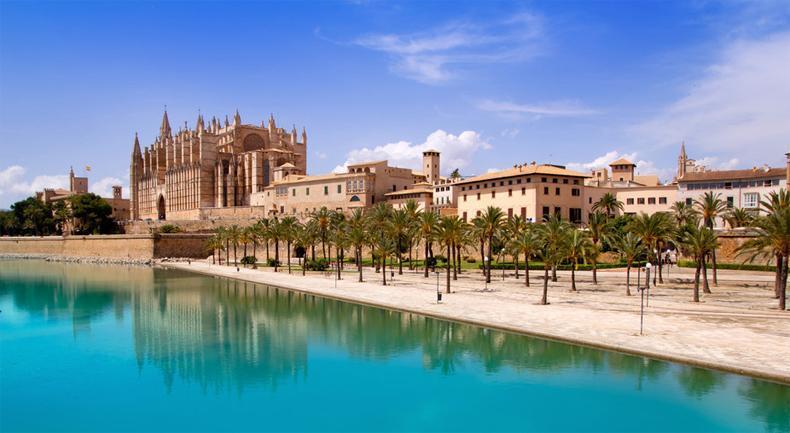 Viaje de Bodas en Palma de Mallorca