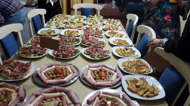 Catering - Manny fiestas y eventos