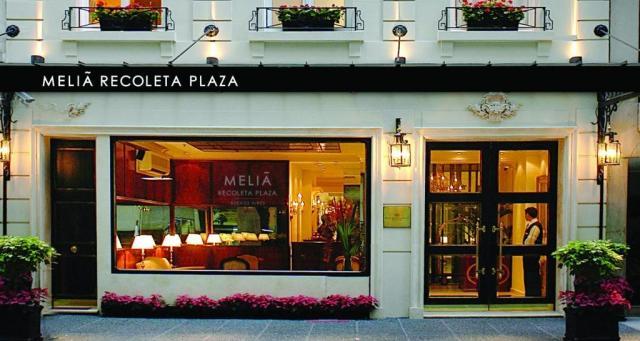 Melía Recoleta Plaza (Salones para Civiles)   Casamientos Online