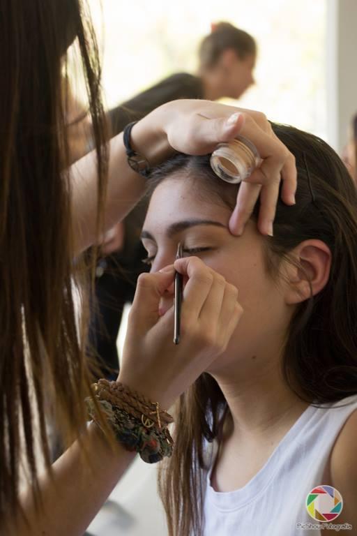 Melisa Baudon Make up and Beauty