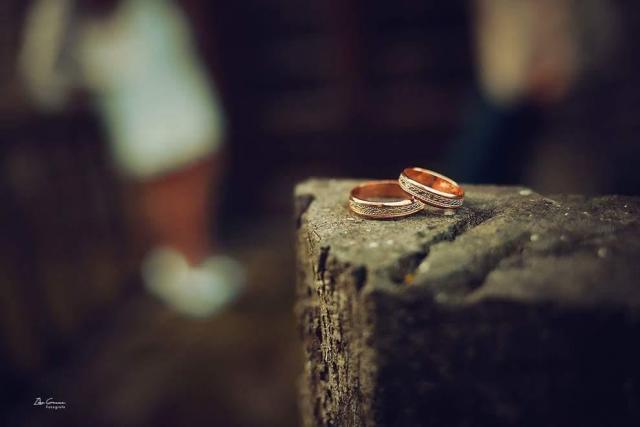 #casamientosreales PAR DE ALIANZAS MODELO TRENZA | Casamientos Online