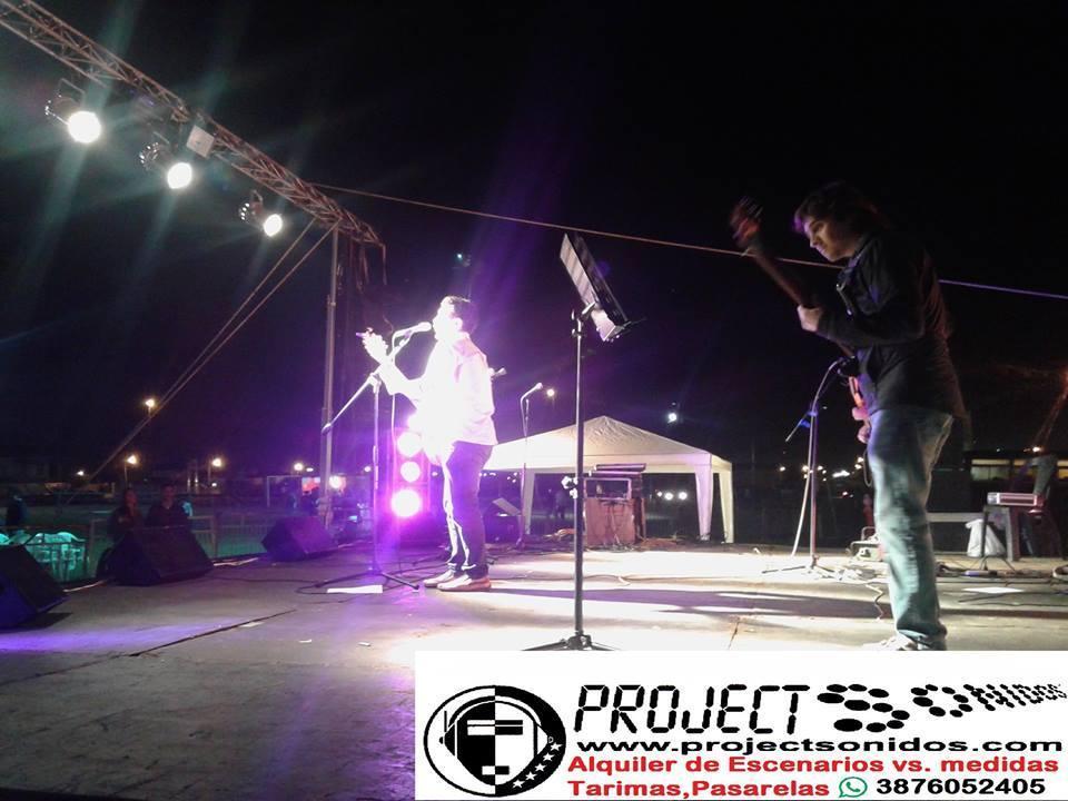 Servicio de Sonido en vivo - Project Sonidos