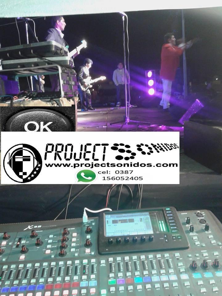 Project Sonidos