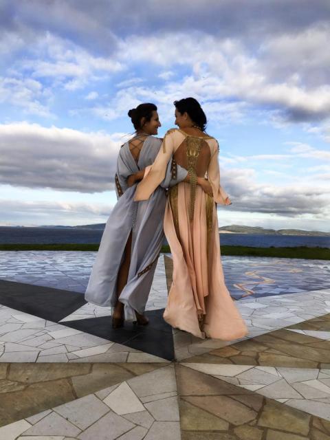Romina Brunelli (Vestidos de Novia) | Casamientos Online