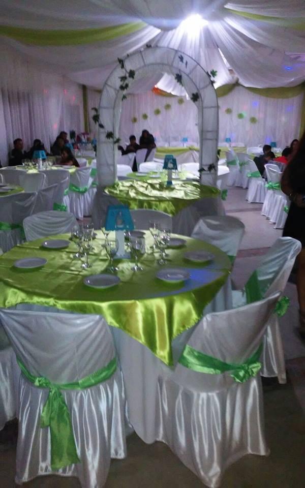 Alto La Silleta - Catering y Salón de fiestas (Salones)
