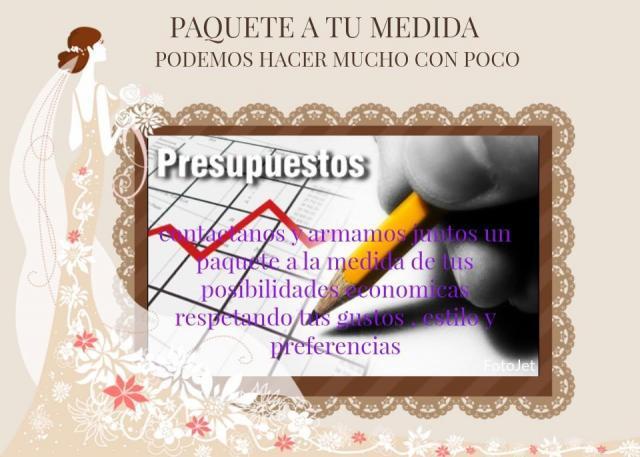 PAQUETE DE AMBIENTACIONES A TU MEDIDA