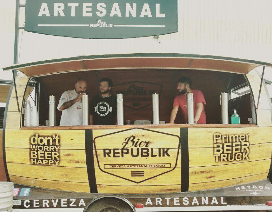 Bier Republik (Food Truck)