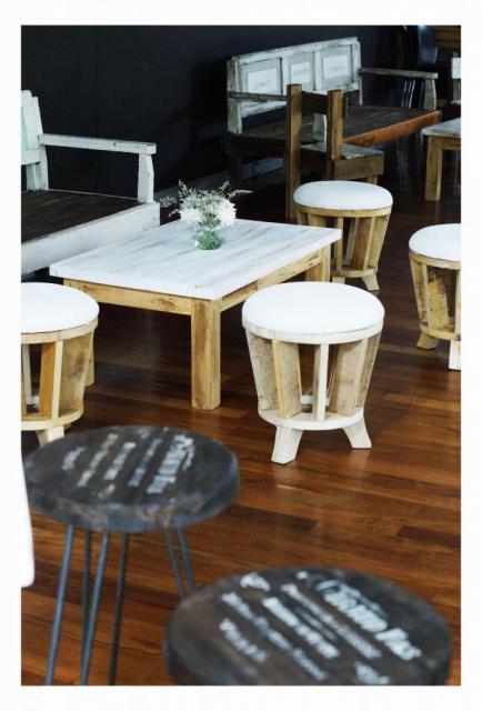 centro de mesa en livings   Casamientos Online