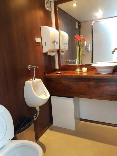 Classbox - Baños móviles de lujo (Alquiler de Carpas y Baños Móviles) | Casamientos Online