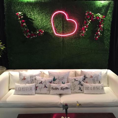Colibrí (Ambientación y Centros de Mesa) | Casamientos Online
