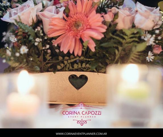 CORINA EVENT PLANNER | Casamientos Online
