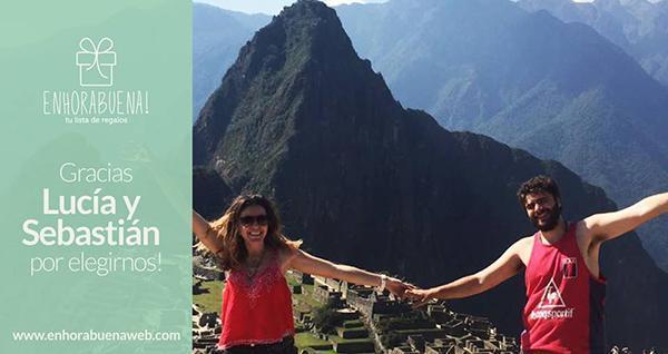 EnHoraBuena | Casamientos Online