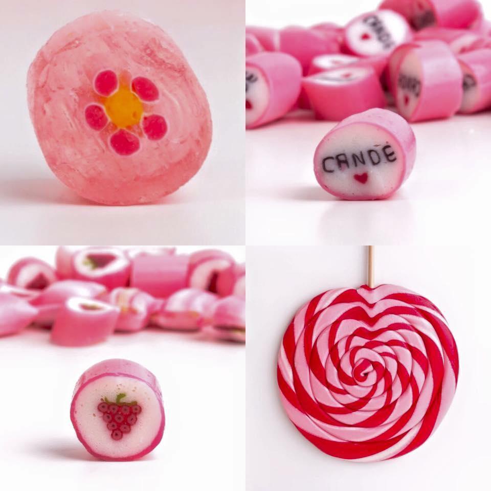 Caramelos duros personalizados - Hasta el cielo