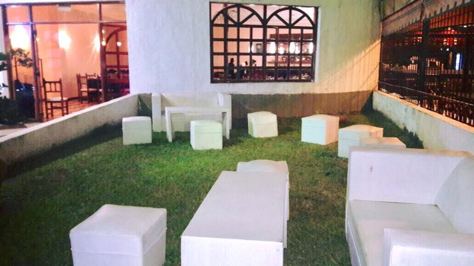 Salón para 500 invitados