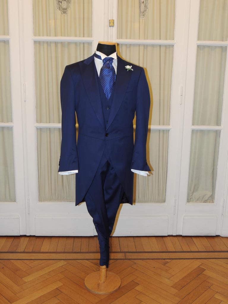 Jacket Azul - Slim Fit