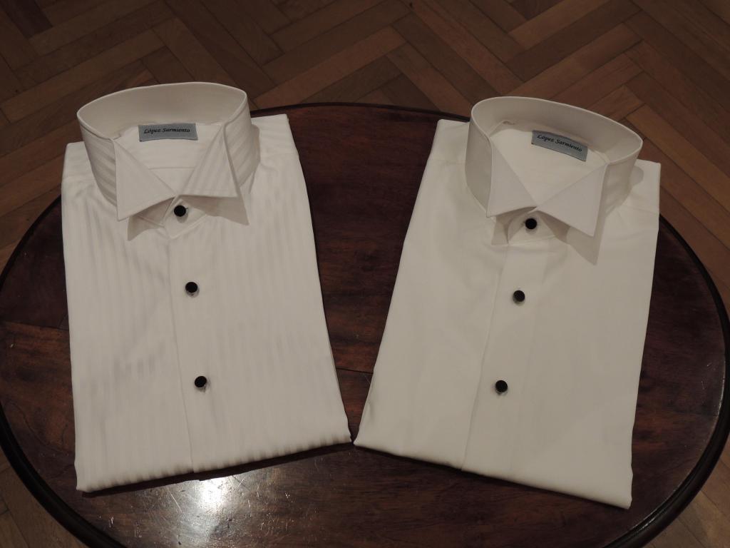 Camisas Blancas - A medida