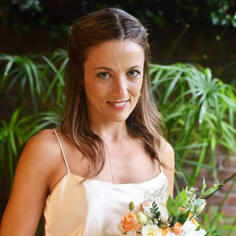 Maquillaje Marina Zavalia | Casamientos Online