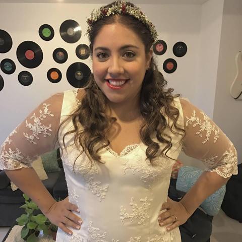 Marina Zavalia (Peinados) | Casamientos Online