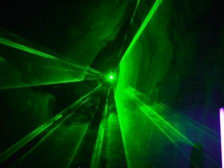Iluminacion para Pistas & efectos opticos