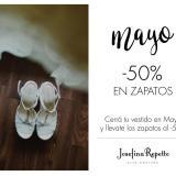 PROMO ZAPATOS 50% OFF