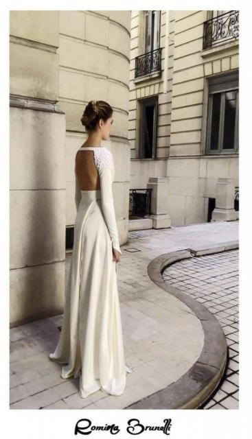 romina brunelli: vestidos de novia para tu casamiento!