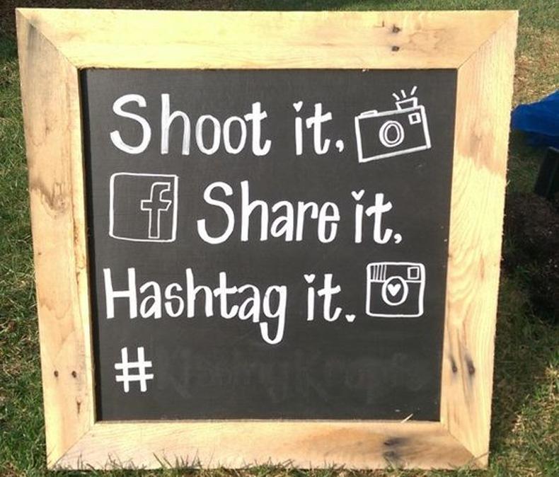 Social Media en casamientos