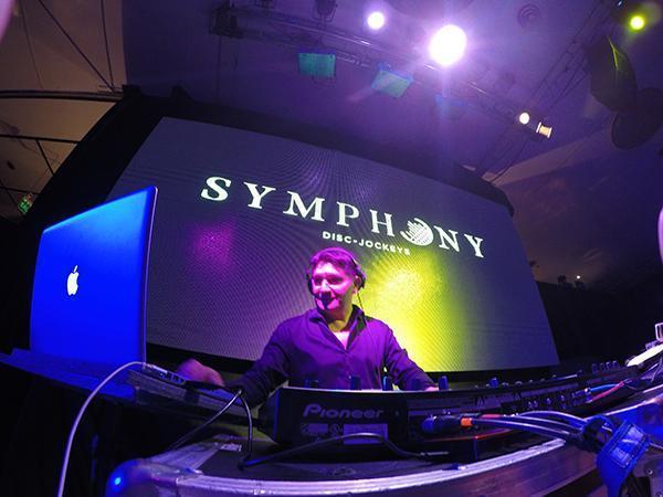 Symphony Disc Jockeys