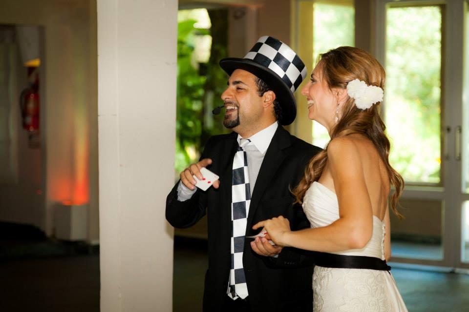 Mago para casamientos