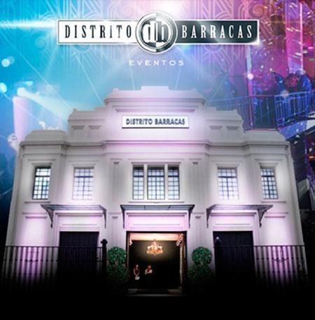 Distrito Barracas