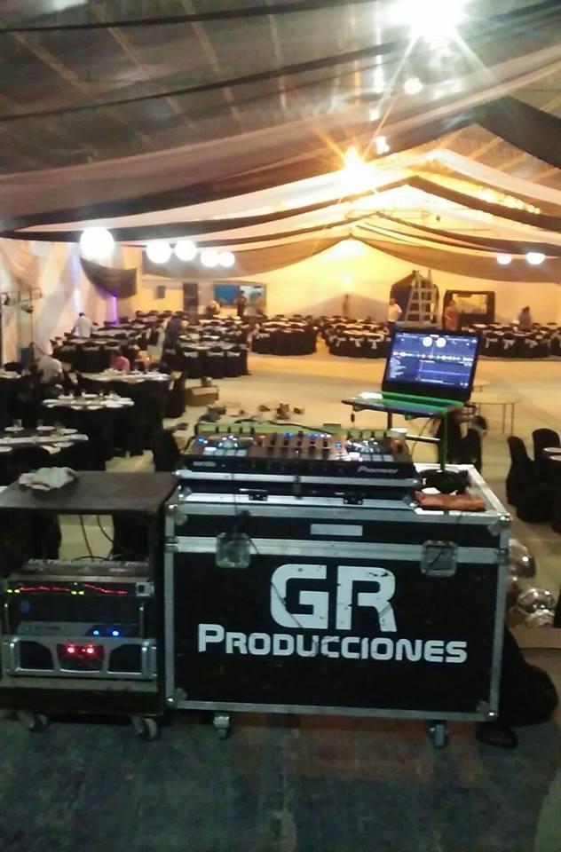 GR Producciones (Disc Jockey)