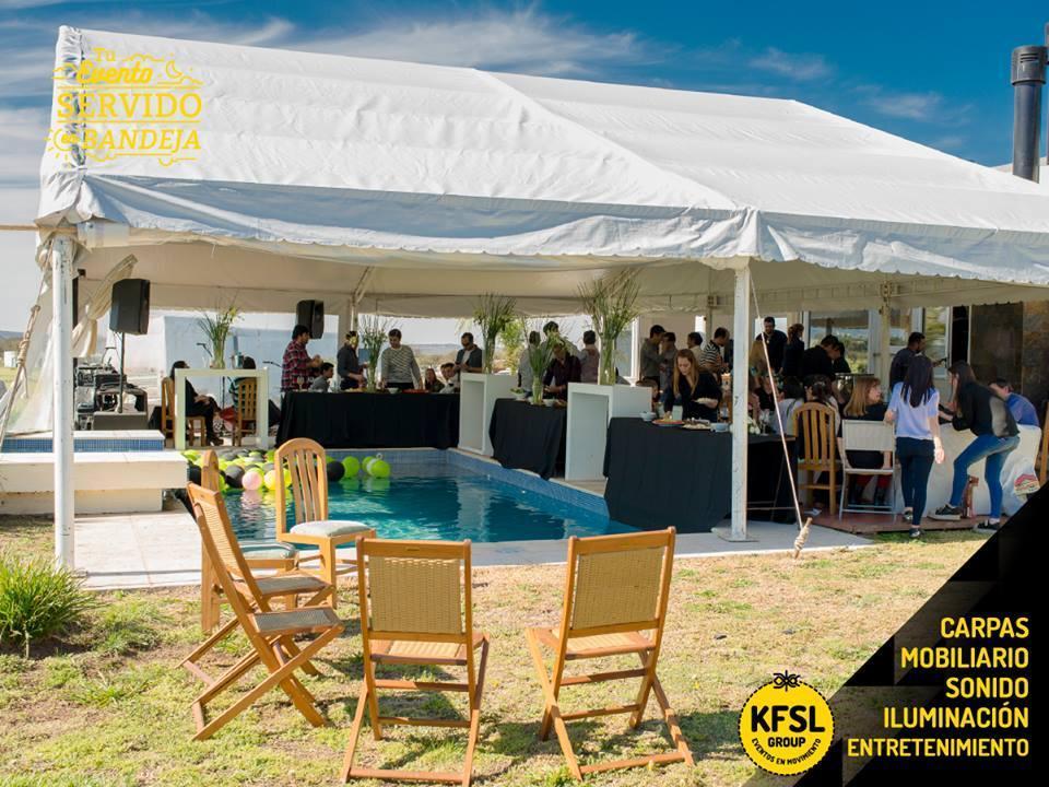 Carpas - KFSL Eventos