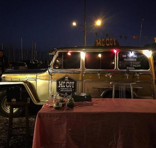 Mccoy Beertruck en tu boda! | Casamientos Online